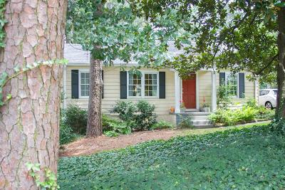 Decatur Single Family Home For Sale: 861 Sycamore Dr