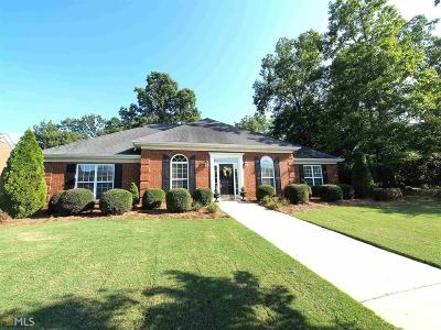 Conyers Single Family Home Under Contract: 1276 SE Saxony Dr