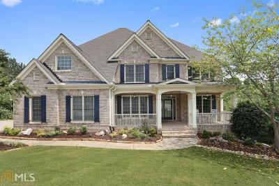 Acworth Single Family Home Back On Market: 291 Applewood Ln
