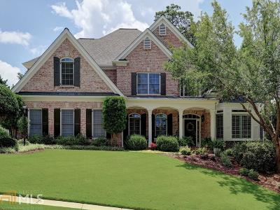 Roswell Single Family Home For Sale: 4528 Monet Dr