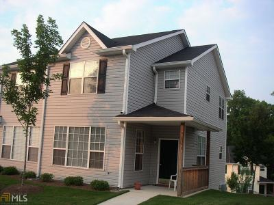 Coweta County Condo/Townhouse Back On Market: 470 Rosewood Ln