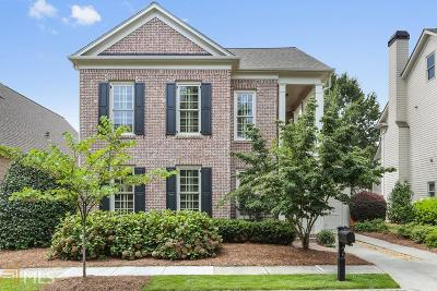 Roswell Single Family Home Under Contract: 415 High Pointe Trl