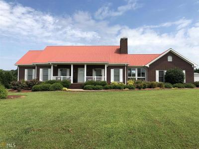 Madison Single Family Home Under Contract: 374 Hanley Rd