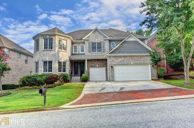 Smyrna Single Family Home For Sale: 2260 Norbury Dr
