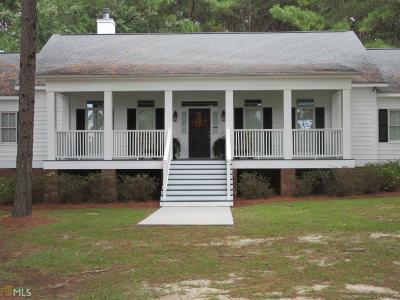 Statesboro Single Family Home For Sale: 1417 Jordan Dr