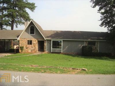 Snellville Single Family Home Under Contract: 8668 Lake