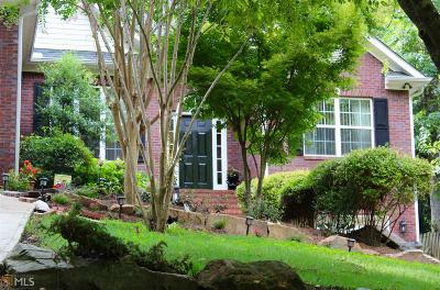 Villa Rica Single Family Home Under Contract: 5252 Woodmond Dr