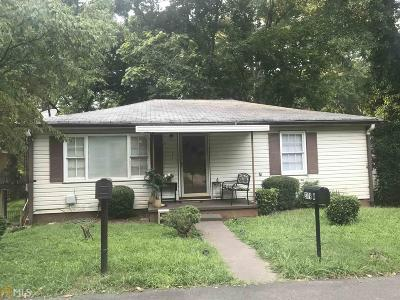 Atlanta Multi Family Home For Sale: 2379 Dupree Ave