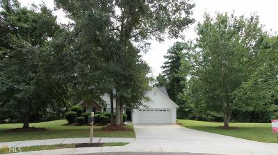 Monroe Single Family Home Under Contract: 645 Applewood Dr