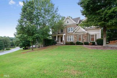Douglasville Single Family Home For Sale: 9906 Hamilton Dr