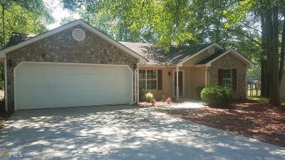 Barnesville Single Family Home For Sale: 106 Hannah St
