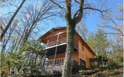 Hiawassee Single Family Home For Sale: 4511 White Oak Dr