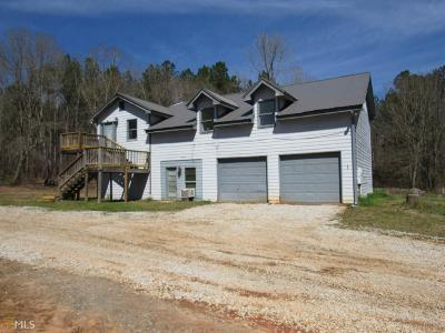Buckhead, Eatonton, Milledgeville Single Family Home For Sale: 218 Twin Bridges Rd