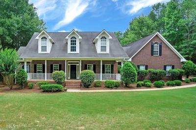 Locust Grove Single Family Home For Sale: 120 Sam Solomon Rd
