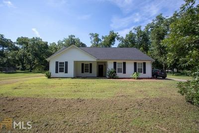Barnesville Single Family Home Under Contract: 290 Fellowship Dr