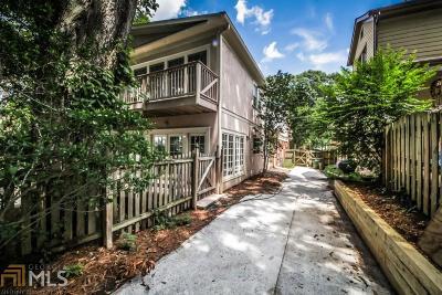 Poncey Highland Single Family Home For Sale: 666 NE Bonaventure Ave