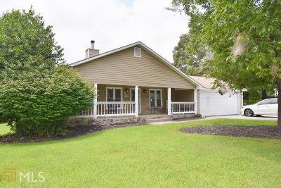 Hoschton Single Family Home For Sale: 1450 Mineral Springs Rd