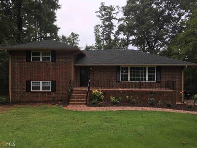 McDonough Single Family Home Sold: 341 Judy Dr