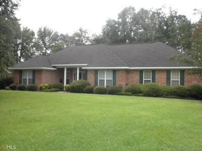 Statesboro Single Family Home For Sale: 1137 Bartlett Dr