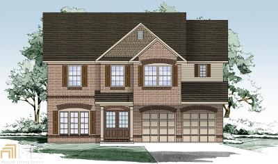 College Park Single Family Home Under Contract: 5780 Savannah River Rd