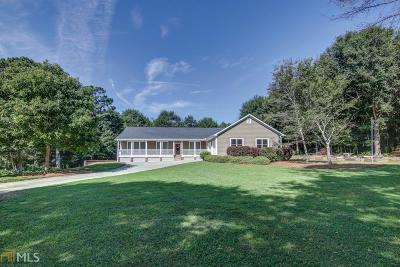 Loganville Single Family Home Under Contract: 2775 Rosebud Rd