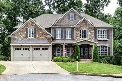 Acworth Single Family Home For Sale: 1398 Benbrooke Ln