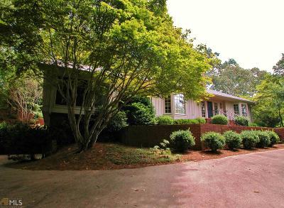 Gainesville Single Family Home For Sale: 1254 Dixon Cir
