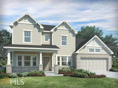 Dawsonville Single Family Home For Sale: 47 Bridgewater Ct #58