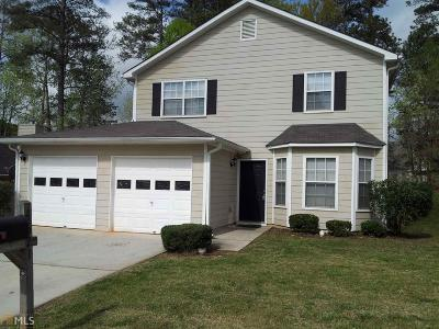Lithonia Single Family Home Sold: 4621 Latchwood Dr