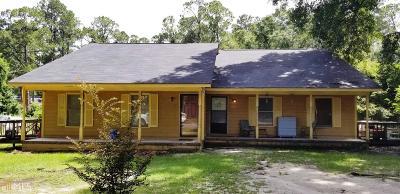 Statesboro Multi Family Home For Sale: 206 Vista Cir