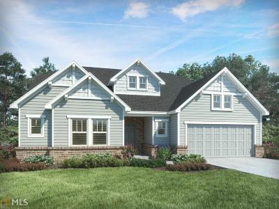 Dawsonville Single Family Home For Sale: 56 Lakeland Dr #95