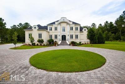 Statesboro Single Family Home For Sale: 1414 Creekside Dr