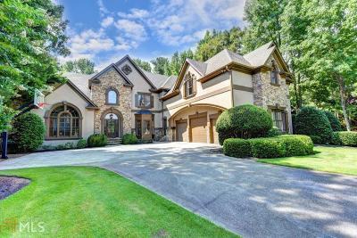 Alpharetta, Duluth, Johns Creek, Suwanee Single Family Home For Sale: 6975 Laurel Oak Dr