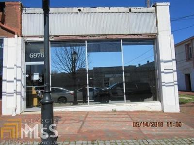 Lithonia Commercial Lease For Lease: 6978 Main St