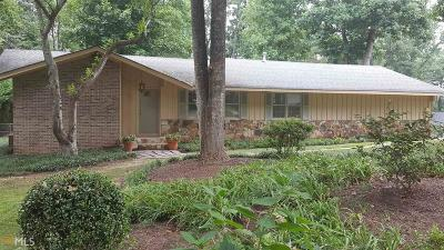 Norcross Single Family Home For Sale: 5677 Miller Ct