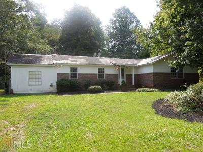 Bowdon Single Family Home For Sale: 6170 Smithfield Rd