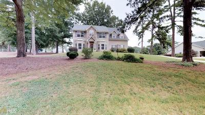 Buckhead, Eatonton, Milledgeville Single Family Home Under Contract: 109 Collis Cir #64