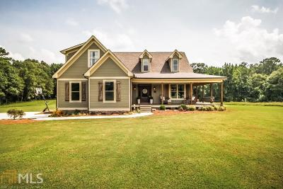Covington Single Family Home Under Contract: 4320 Jersey Walnut Grove Rd
