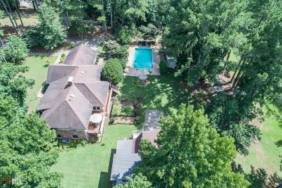 Conyers Single Family Home Under Contract: 3010 Orchard Rd