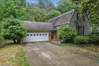 Chamblee Single Family Home Under Contract: 2857 Marlin Way