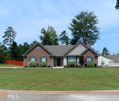 Haddock, Milledgeville, Sparta Single Family Home For Sale: 215 Riley Cir