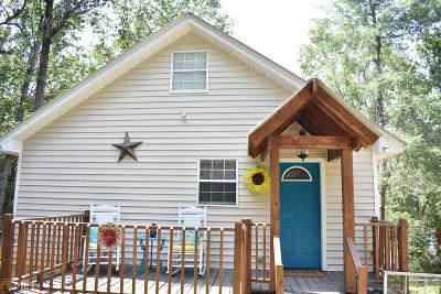Dawsonville Single Family Home For Sale: 157 Hickory Ridge