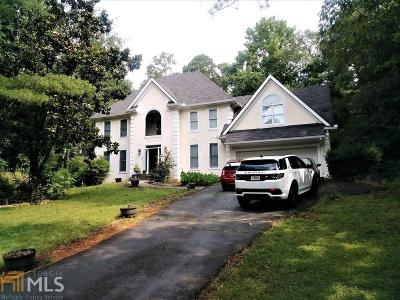 Woodstock Single Family Home For Sale: 320 Crabapple Springs Way