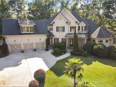 McDonough Single Family Home For Sale: 123 Royal Burgess Way