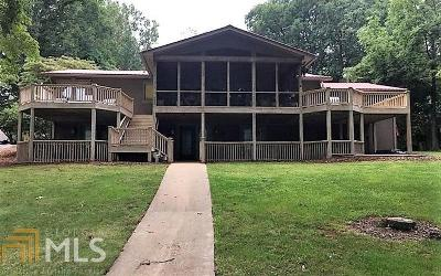 Hiawassee Single Family Home For Sale: 801 Beech Cove Dr