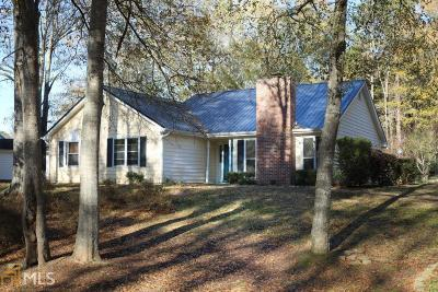 Winder Single Family Home For Sale: 231 Ryan Rd