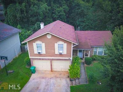 Lithonia Single Family Home Sold: 5998 Old Wellborn Trce