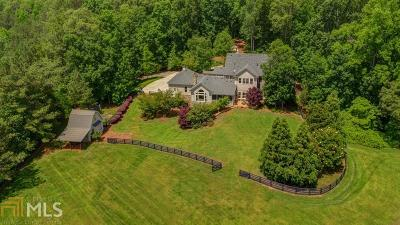 Alpharetta, Milton Single Family Home Under Contract: 15605 Freemanville Rd