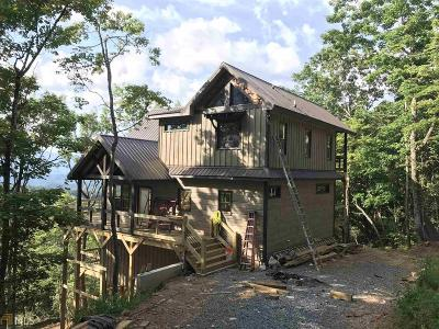 Gilmer County Single Family Home Under Contract: Misty Mountain Ln #L564