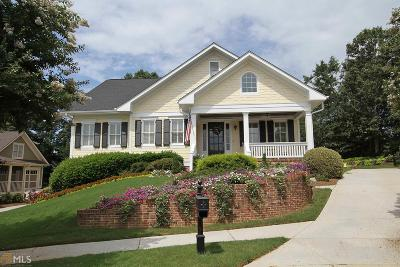 Braselton Single Family Home For Sale: 2850 Muskogee Ln